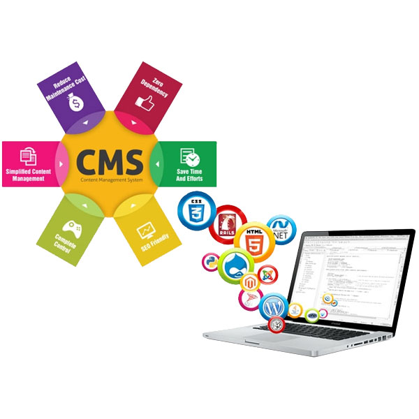 CMS Website Development in Coimbatore India